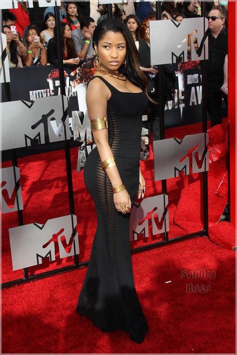 Top Fashion at the 2014 MTV Movie Awards - Los Angeles