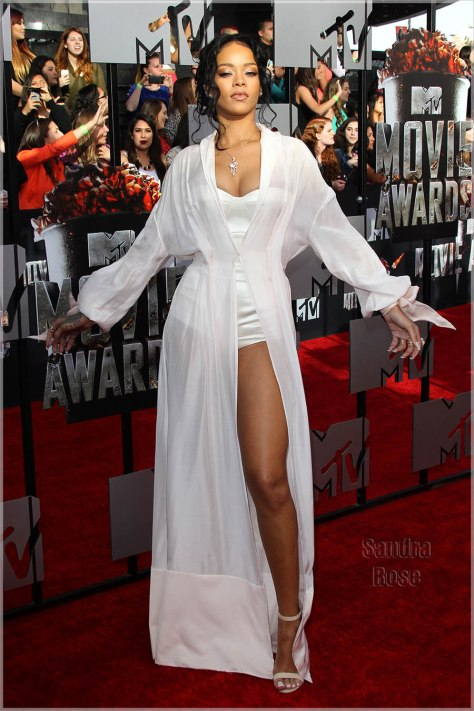 Top Fashion at the 2014 MTV Movie Awards - Los Angeles