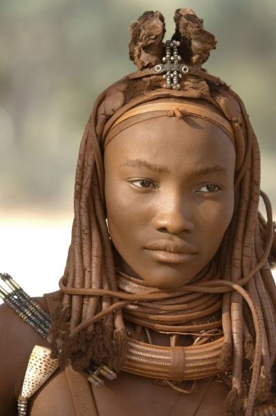 Tribal African Woman   AfroCosmopolitan